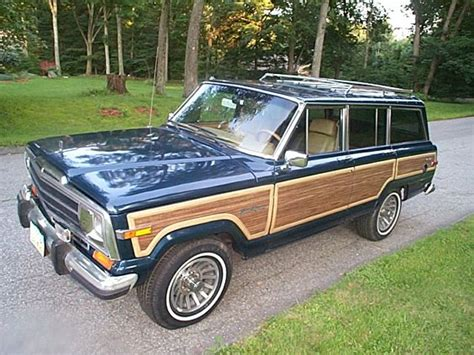 wood panel jeep jeep grand wagoneers with wood paneling products i