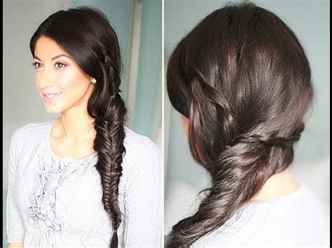 hairstyles for long hair video playlist everyday hairstyles playlist
