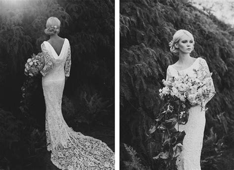 Ophelia Ethereal Fall Bridal Fashion Boudoir Editorial