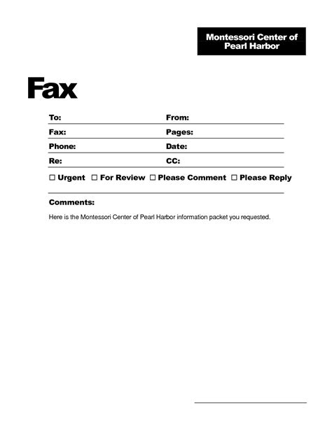 best photos of fax machine templates free fax cover