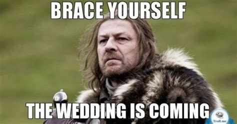 Meme Wedding Invitation