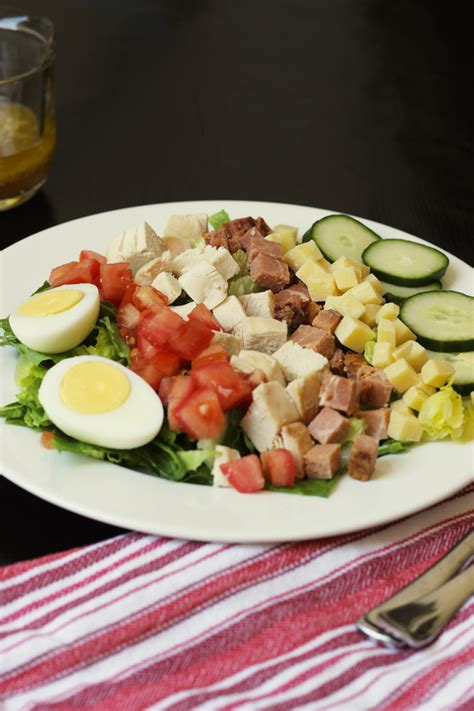 Are Recipes By Chefs More Complicated Than Those By Chefs by Chef S Salad With A Garlicky Anchovy Vinaigrette