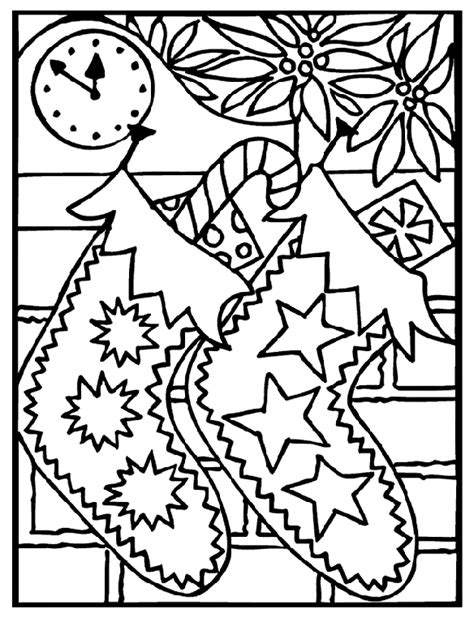 free coloring pages of christmas to print christmas coloring pages printable free wallpapers9