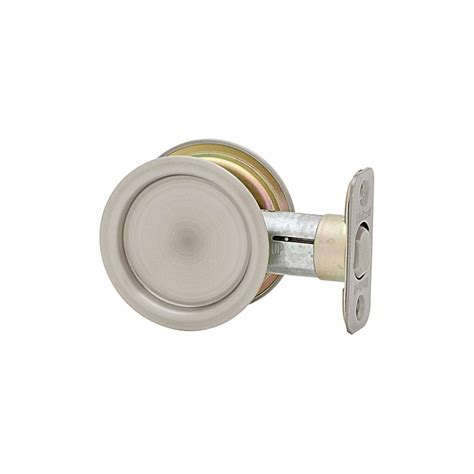 Pocket Door Knob by Passage Pocket Door Knob Centre De Liquidation De L Est