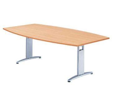 Office Desk Extension Table Ineo 220cm Barrel Meeting Table Ineo Tables And Desk Extensions Ineo Pro Office Desking