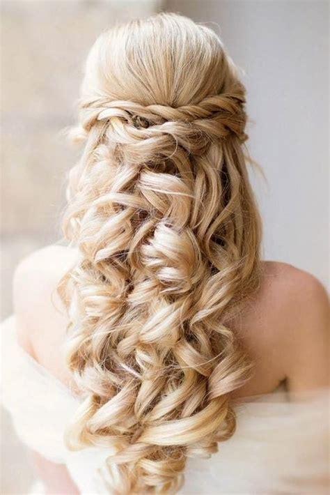 top 20 down wedding hairstyles for long hair deer pearl flowers trubridal wedding blog 33 favourite wedding hairstyles