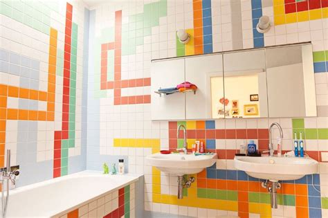 children s bathroom tiles best ways to make your bathroom kid friendly techno faq