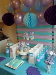 Purple birthday decorations on pinterest