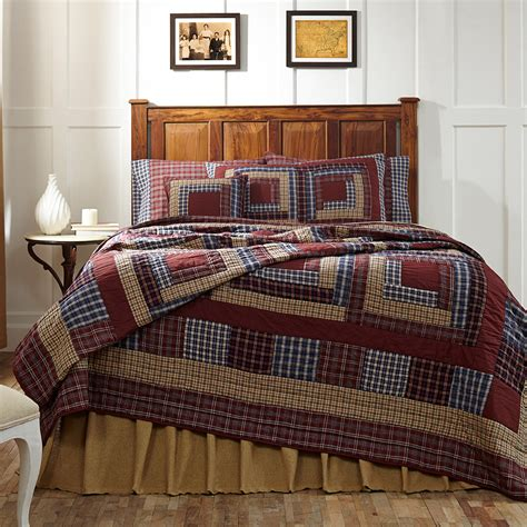 Country Quilts And Bedspreads by Bj S Country Charm Finley Quilt Primitive Finley Quilt