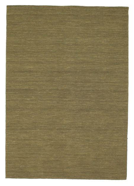 tappeti carpetvista kilim loom verde oliva 160x230 carpetvista
