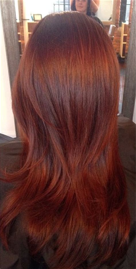 hairstyles color fall 2014 fall winter 2014 hair color trends guide simply