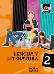 novedad 2011 lengua y lengua y literatura 2 kapelusz contextos digitales con antologia novedad 2014 por contextos