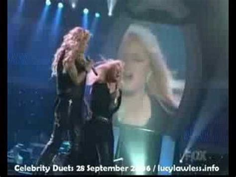 lucy lawless total eclipse of the heart lucy lawless xena bonnie tyler youtube