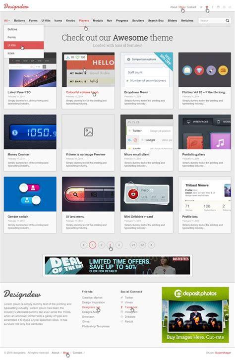 free dreamweaver cc templates free dreamweaver cc templates free free masonry style psd