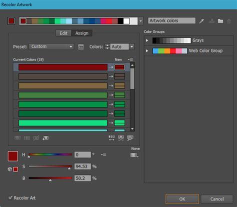 adobe illustrator recolor pattern adobe illustrator how can i randomly color paths