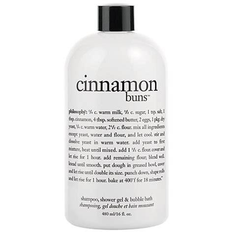 Free Philosophy Cinnamon Buns 3 In 1 buy philosophy cinnamon buns 3 in 1 shower gel 480ml