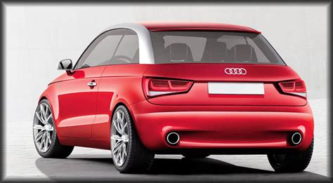 Audi A1 2007 by Audi A1 Real Picture S Timberlake As Ambassador
