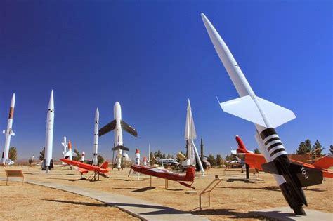 white sands missile range housing a missile park at white sands missile range museum amusing planet