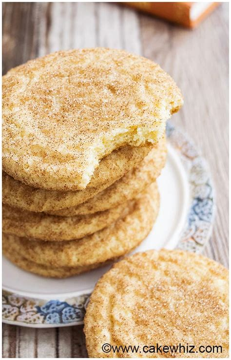 Forget The Snickerdoodle A Snickers Cookie Instead by Classic Snickerdoodles Cookies Easy Foolproof Cakewhiz