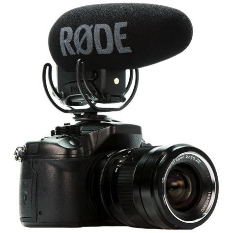 rode videomic pro compact directional on microphone rode videomic pro plus compact directional on