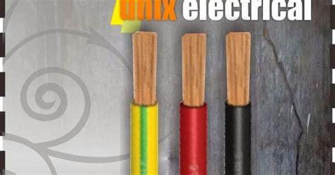 Kabel Listrik Serabut Nyaf 6mm Merk Supreme Kabel Listrik Tipe Nyaf Merk Eterna Cable Unix Electrical
