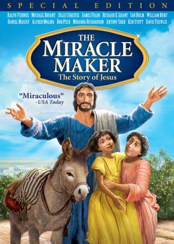 The Miracle Maker 2000 The Miracle Maker The Story Of Jesus Special Edition Dvd Ebay