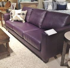 Eggplant Leather Sofa Eggplant Leather Sofa Eggplant Leather New Living Room Mud Pinterest Thesofa