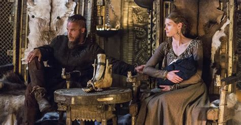 how many wives did ragnar lothbrok have vikings episode 5 answers in blood patricia bracewell