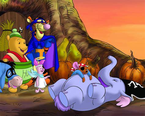 imagenes de halloween de winnie pooh free holiday wallpapers winnie the pooh halloween