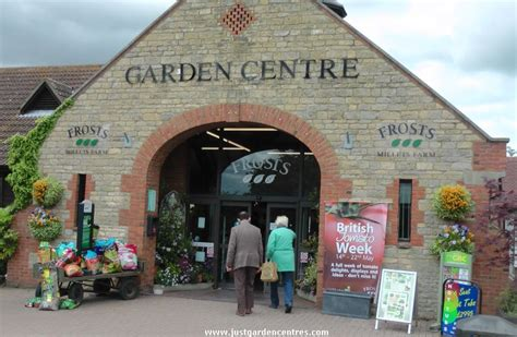 frosts garden centre in frilford abingdon