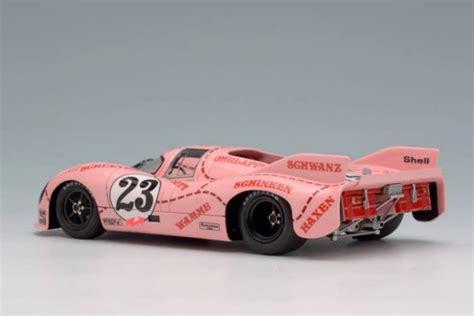 Porsche 917 Pink Pig by Make Up Porsche 917 20 Pink Pig Quot Martini Racing Quot Lm 1971