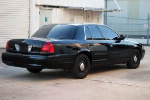 Ford P71 2004 Ford Crown P71 91k Pursuit Package 10500