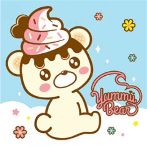 wallpaper yummiibear products page 6