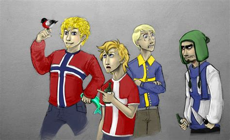Oh These Are So Me Branten Of Sweden by Team Scandinavia By Thebloodwingedangel On Deviantart