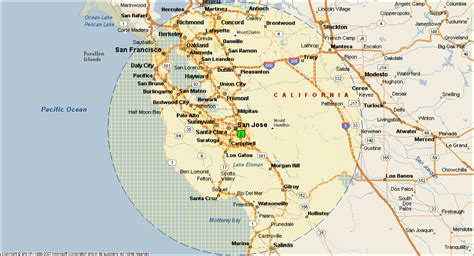 san jose map in california archives prioritywh