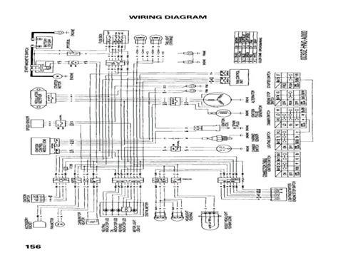 1991 honda fourtrax 300 trx300 wire harness parts best