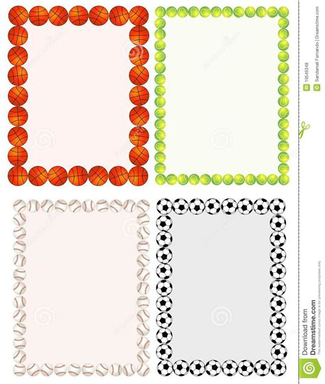 Sport ***** stock vector. Image of invitation, *****