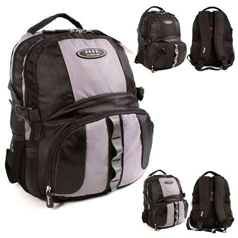 Airflow Fightstar Avtech Backpack Daypack jeep air flow laptop notebook travel school collegeholiday backpack rucksack bag ebay