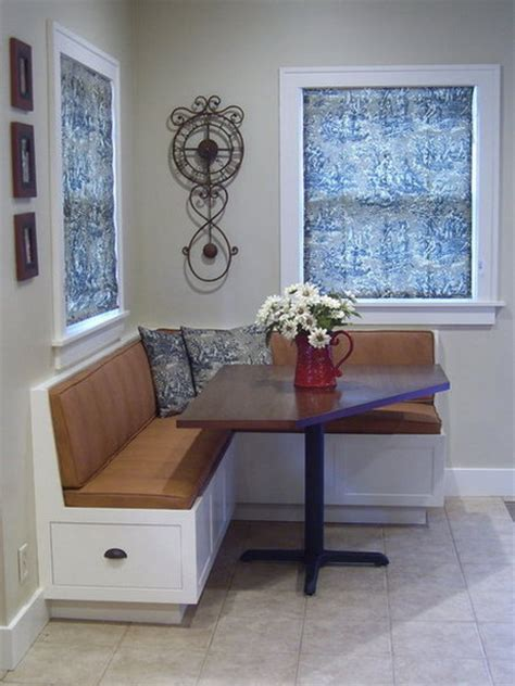 corner banquette kitchen banquette ideas for choosing the right models