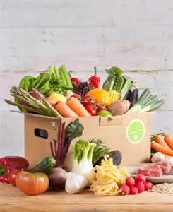 get fresh food delivery to your door