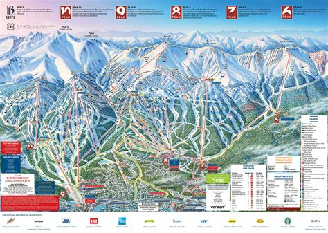 breckenridge ski map breckenridge ski resort skimap org