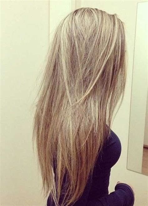 hairstylist tips about layers layered straight long hair locks pinterest straight