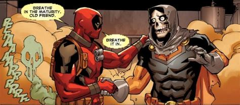 deadpool by daniel way 4 essential deadpool comics to prepare for the movie