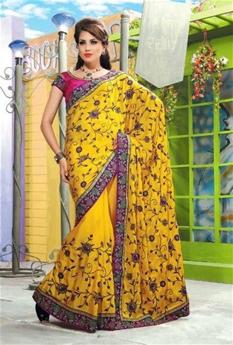 Baju India Exclusive 02 designer baju india simple silk saree10 stylecry bridal dresses wear makeup