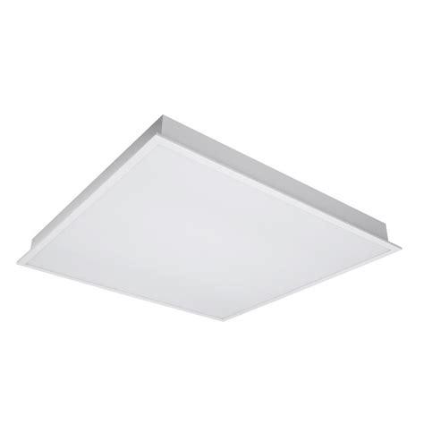 Halco Lighting Technologies 32 Watt White Flat Panel Lay In Light Fixtures