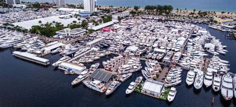 how to get to fort lauderdale boat show fort lauderdale international boat show