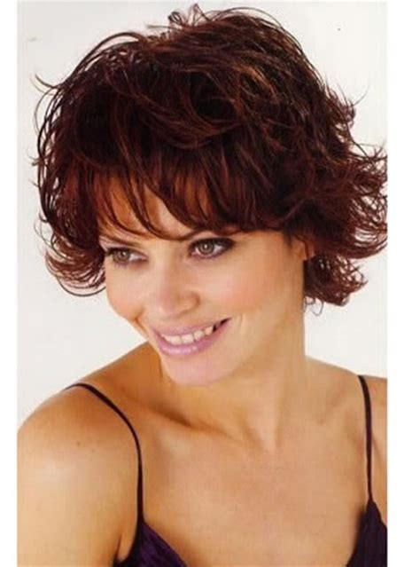 flipped up hair cut cool hairstyles for short wavy hair short hairstyles