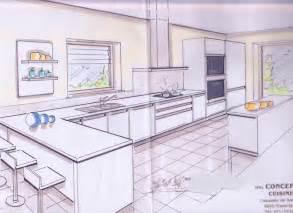 plan de cuisine equipee limoges design