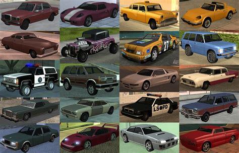 gta quiz grand theft auto san andreas 2004 cars quiz by alvir28