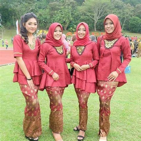Dress Maxi Mentari best 25 kebaya muslim ideas on dress muslim dress and model kebaya muslim